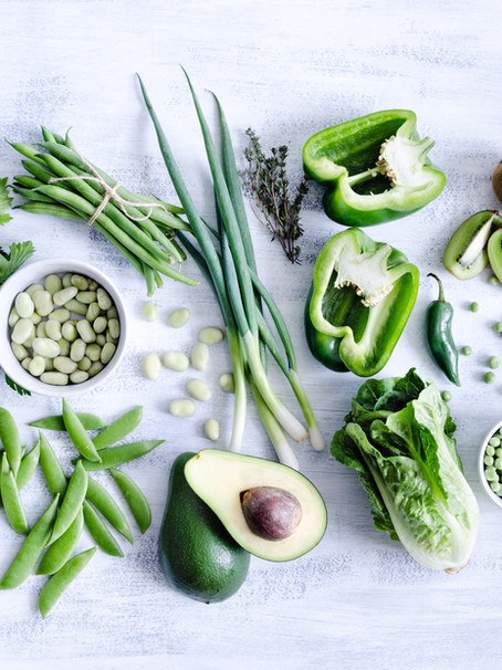 Get your greens together