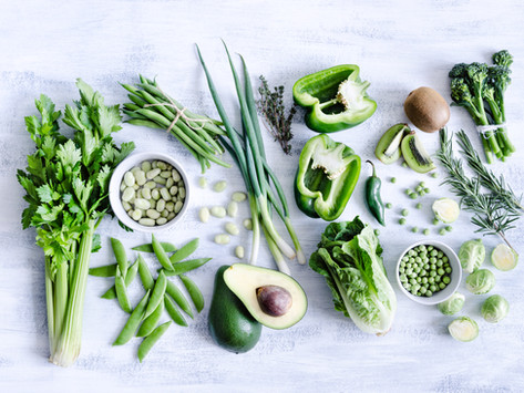 Green Smoothie Benefits and a Recipe