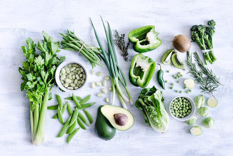 grønn godhet