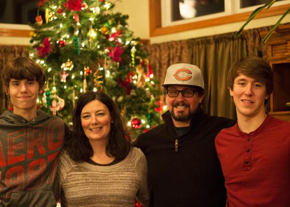 Mudd family photo