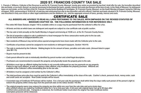 tax sale rules.JPG