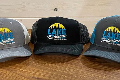 Lake Timberline Hats