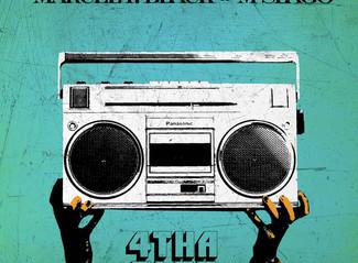 Marcel P. Black - 4Tha CLTR EP