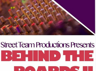 Behind the Boards Podcast Interview w/ V White