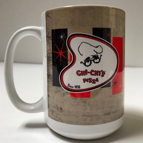 Chi-Chi's Retro Mug