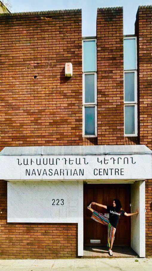 Yoga @ Navasartian Centre