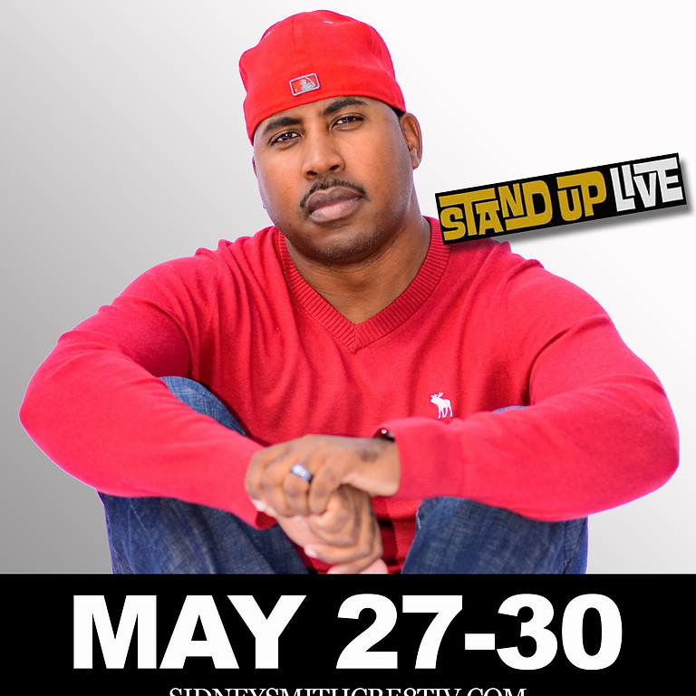 Sidney Smith @ Stand Up Live