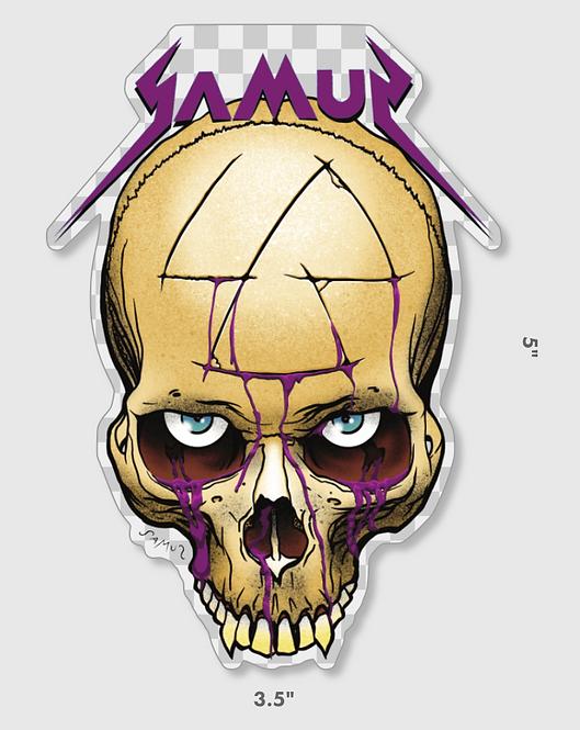 SaMuS Skull