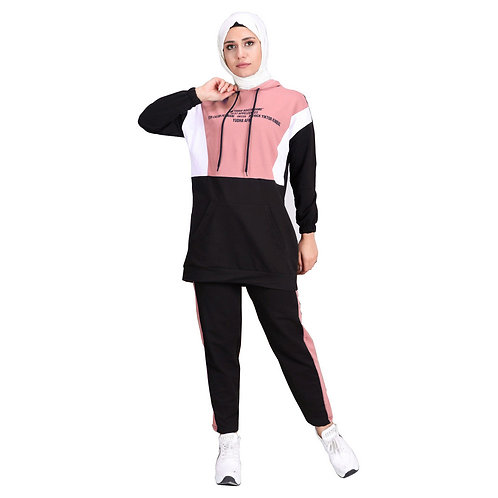 Muslim Tracksuits Set for Women