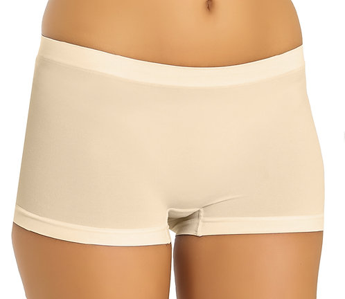 Fabienne Turkish Seamless Panties, Stretchable Boxer Brief for Women.