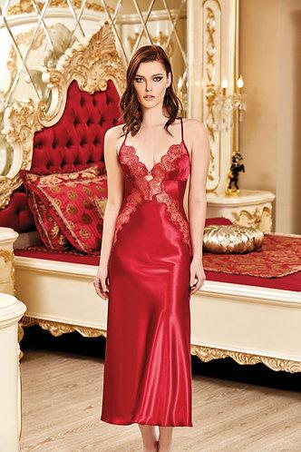 Nurteks Lingerie Long Night Dress For Women