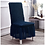 Thumbnail: Fabienne Easy Fitted Turkish Dining Chair Cover Slipcovers with Skirt