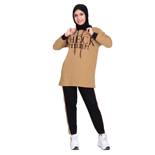 Islamic Tracksuit ,Sweatshirt Sets For Women
