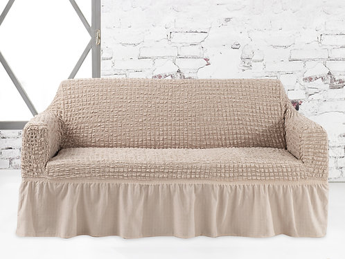 TWO SEATER RECLINER SOFA COVER TURKEY MADE