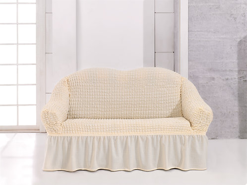 TWO SEATER SOFA COVER TURKEY MADE