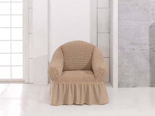 ONE SEATER SOFA COVER STRETCHABLE TURKISH FREE SIZE