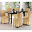 Thumbnail: Fabienne Stretchable Dining Chair Covers 6- Piece Set