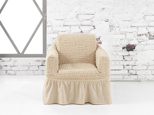 ONE SEATER RECLINER SOFA COVER TURKEY MADE