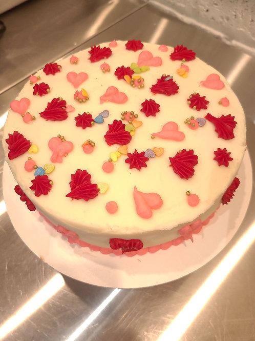 Whole Lotta Love Cake/Cupcakes