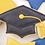 Thumbnail: Yay Grad! Graduation Cake