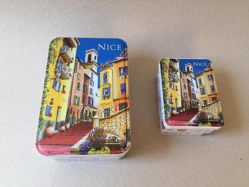 """Boite garnie """"Vieux Nice"""""""