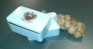 Personnalisation des boites à sucre, cadeaux