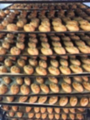 Biscuit provençal : Navettes Fleur d'oranger