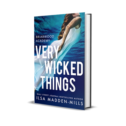 Very Wicked Things - Signed Paperback - Cover C