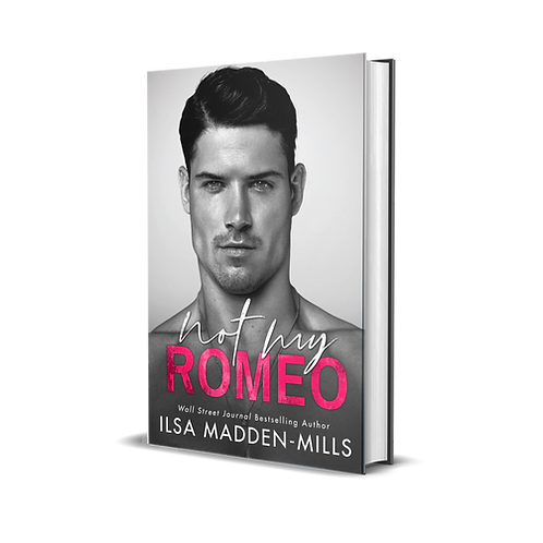 Not My Romeo - Signed Paperback