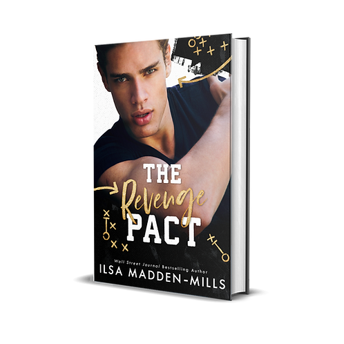 The Revenge Pact - Signed Paperback