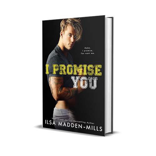 I Promise You - Signed Paperback