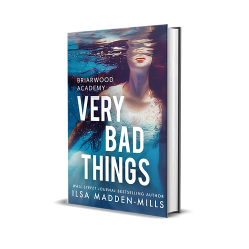 Very Bad Things - Signed Paperback - Cover C