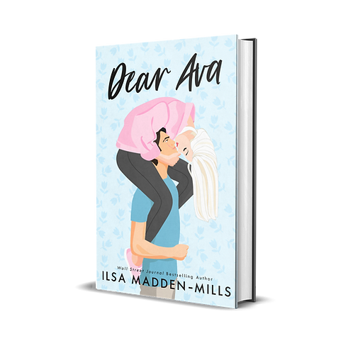 Dear Ava - Signed Paperback- Cover B - IN STOCK DATE: Fall 2021