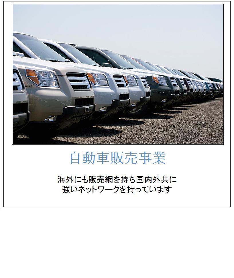 自動車販売