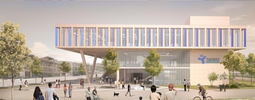 Yachay Innovation Center