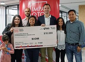 Premiacion IMPAQTO 2018 Equipo.jpg