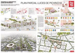 Plan Parcial Luces de Pichincha