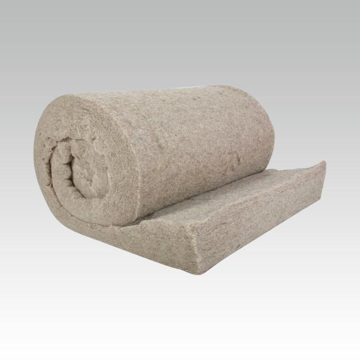 Aislante en lana de oveja