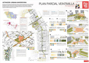 Plan Parcial Veintimilla