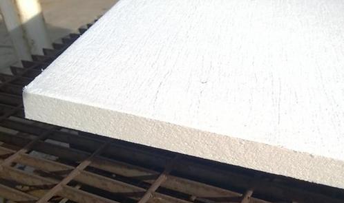 "1"" Ceramic Fiber Board"