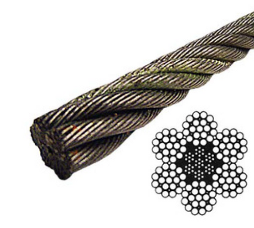 "1.25"" Wire Rope"