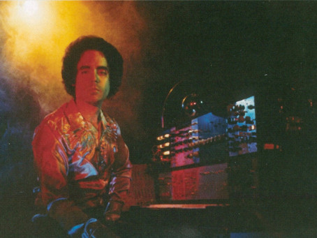 The Intergalactic Sonic Travels Of Robert Mason And His Synth