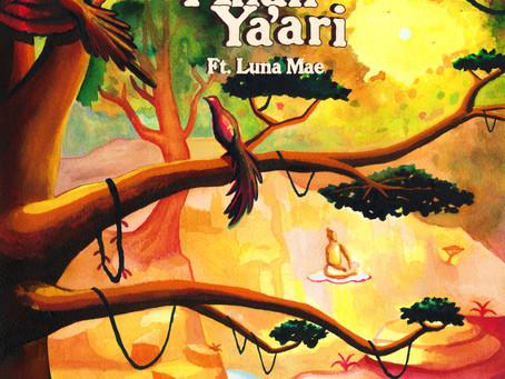 Dutch keyboardist Anan Ya'ari drops his long awaited first single featuring Luna Mae on vocals.