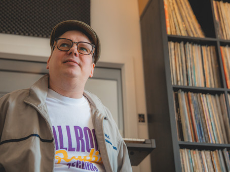 Kid Sublime on his past 20 years, Ballroom Radio Records, collaborations & more.