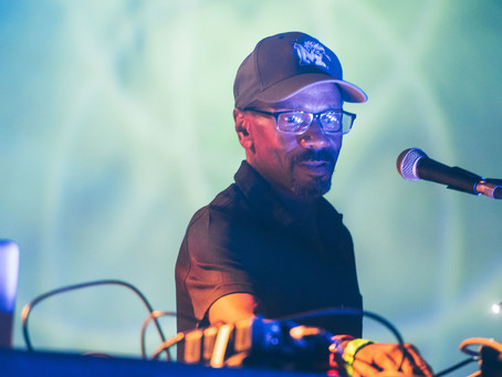 Interviews from the vault #1: Larry Heard expeditions, hippy mentality, and his new live show.