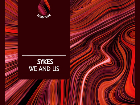 Sykes delivers the message of hope with 'We And Us'.