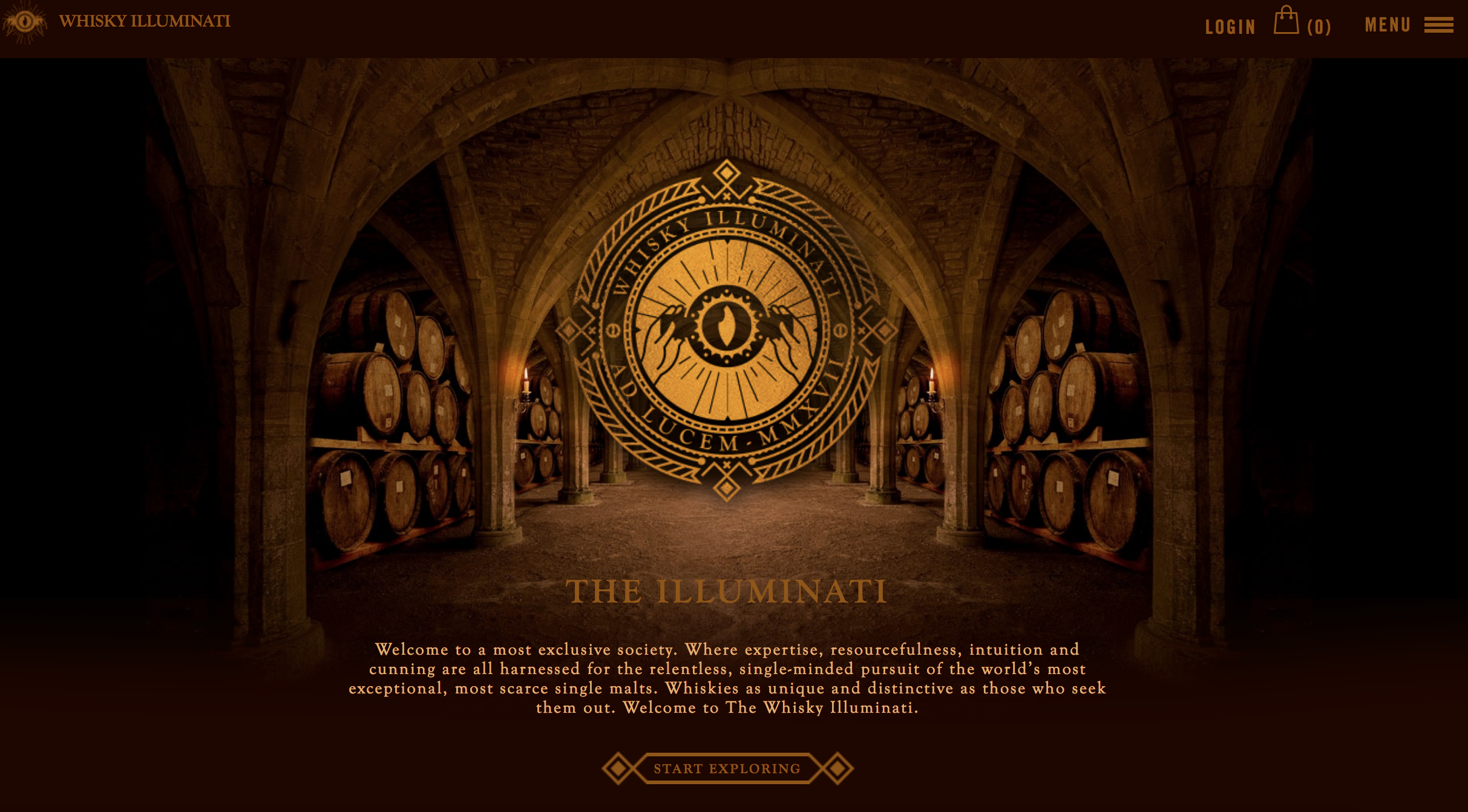 The Whisky Illuminati