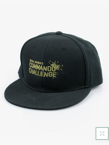 Commando Challenge Snapback Cap