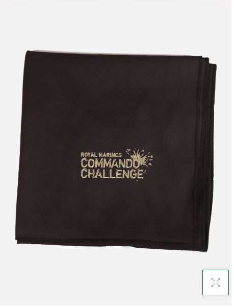 Commando Challenge Event Towel