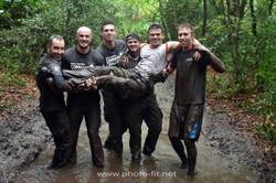 2018 Royal Marines Commando Challenge